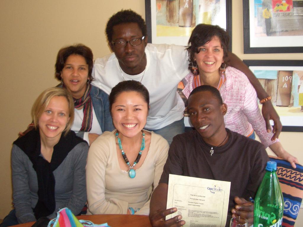 世界各地から集う留学生