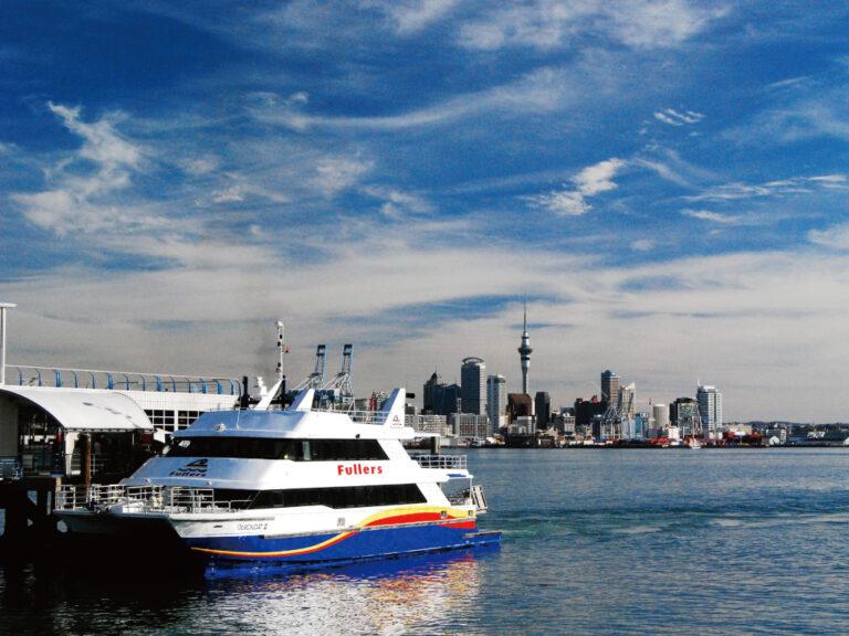 NZ最大の街・オークランド